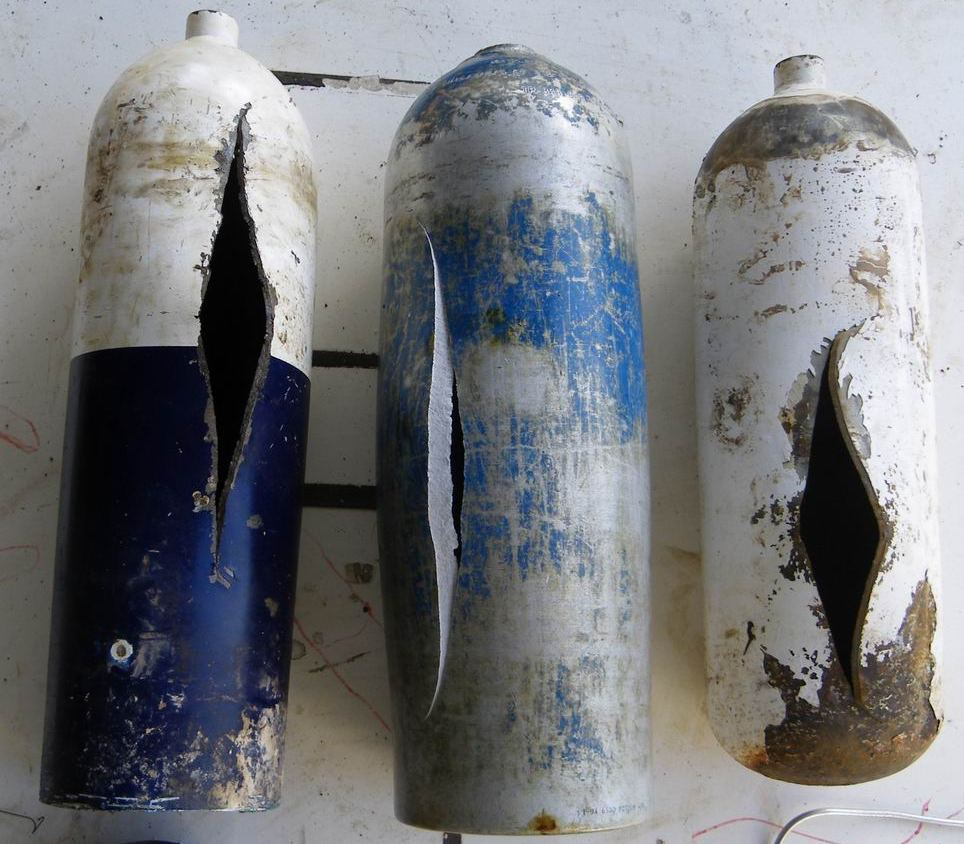 Cylinders & Valves - Scuba Engineer